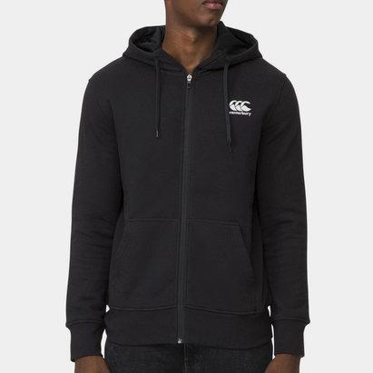 Canterbury Full Zip Fleece Hoodie Mens