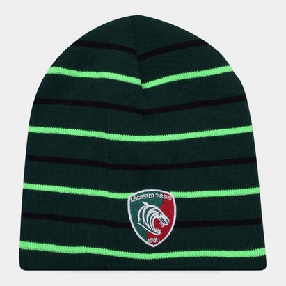 Kukri Leicester Tigers Beanie Hat Mens