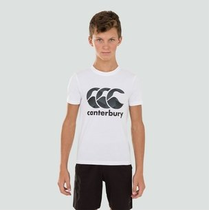 Canterbury Kids Logo T-Shirt