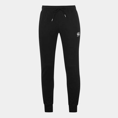 Canterbury Tapered Fleece Jogging Pants Mens