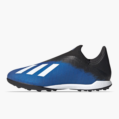 adidas X 19.3 Mens Laceless Astro Turf Trainers