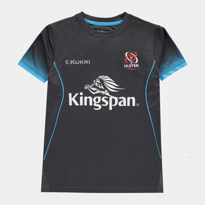 Kukri Ulster 2019/20 Kids Technical T-Shirt