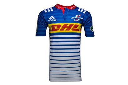 adidas Stormers 2017 Niños Super Rugby Primera Equipación Réplica - Camiseta