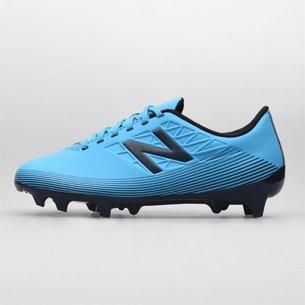 New Balance Furon V5 Dispatch Childrens FG Football Boots