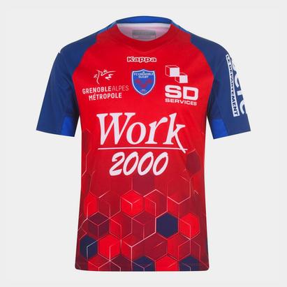Kappa FC Grenoble 2019/20 Alternate Replica Shirt