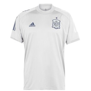 adidas Spain Training Shirt 2020 Mens