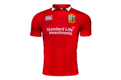 Canterbury British & Irish Lions 2017 Match Day Pro M/C - Camiseta de Rugby