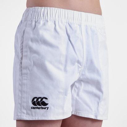 Canterbury Profesional Niños Algodón - Shorts de Rugby