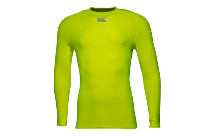Canterbury Base Layer Fluro Cold M/L - Camiseta