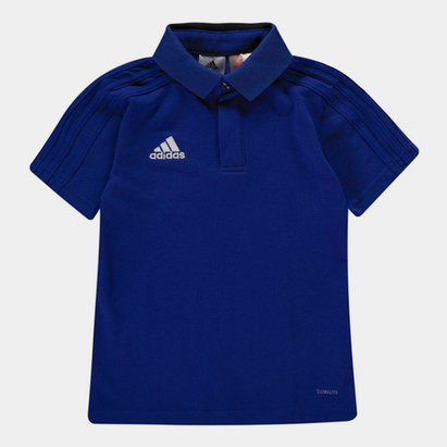 adidas Condivo Polo Shirt Junior Boys