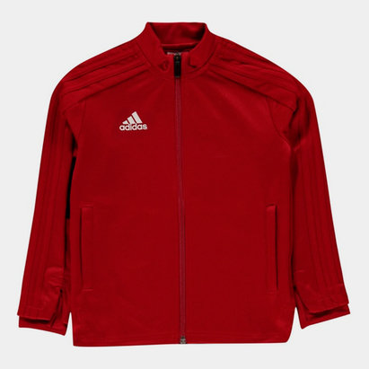 adidas Tracksuit Jacket Junior Boys