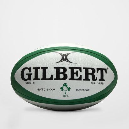 Gilbert Irlanda Match XV - Balón de Rugby