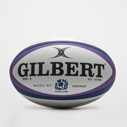 Gilbert Escocia Match XV - Balón de Rugby