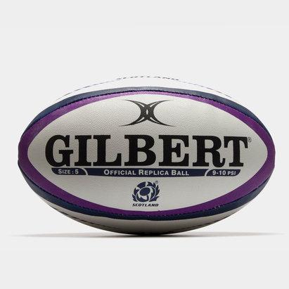 Gilbert Escocia Oficial Réplica - Balón de Rugby