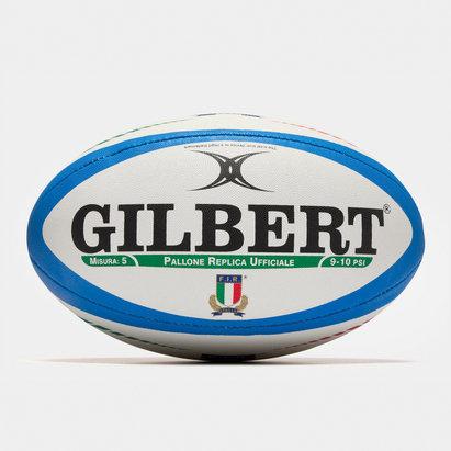 Gilbert Italia Oficial Réplica - Balón de Rugby