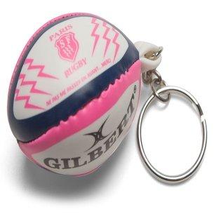 Gilbert Stade Francais Mini Balón - Llavero