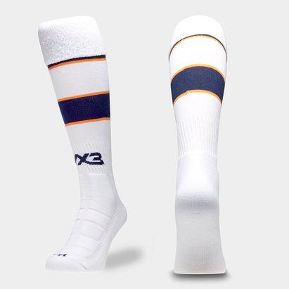 VX3 Worcester Warriors 19/20 Alternate Rugby Socks