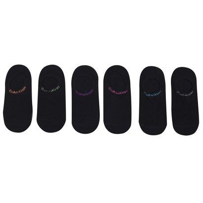Calvin Klein Underwear 6 Pack Socks