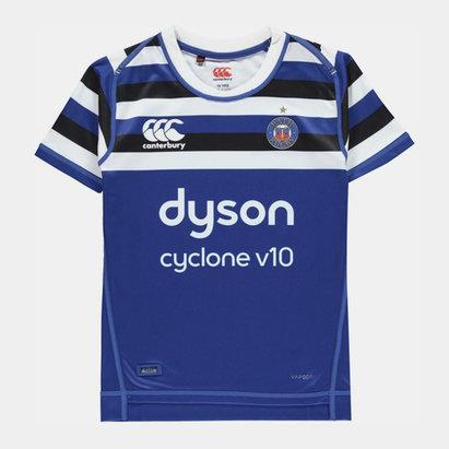 Canterbury Bath 2019/20 Home Kids Pro Shirt