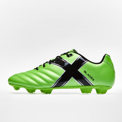 X Blades Legend Flash FG - Botas de Rugby