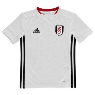 adidas Fulham Home Shirt 2019 2020 Junior