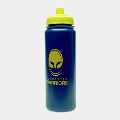 Worcester Warriors 750ml Water Bottle
