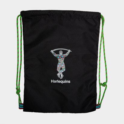Harlequins Honeycomb Gym Bag