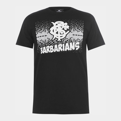 Gilbert Barbarians T Shirt Mens