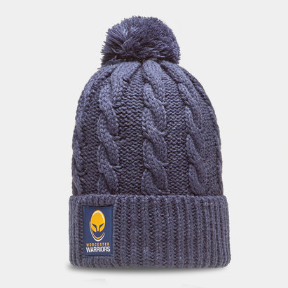 VX3 Worcester Warriors 19/20 Bobble Beanie
