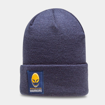 VX3 Worcester Warriors 19/20 Plain Rugby Beanie