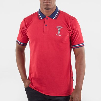 Harlequins Mens Polo Shirt