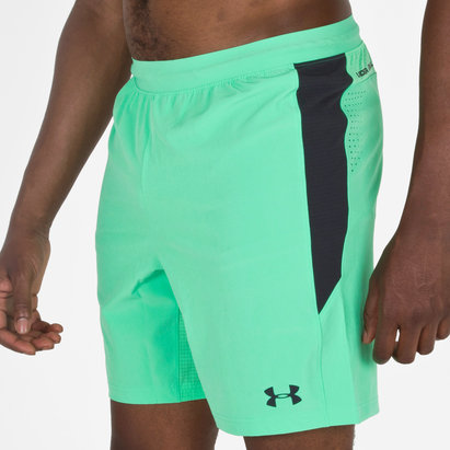 Under Armour Pitch II Flow Free Woven - Shorts de Entrenamiento