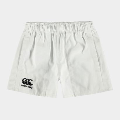 Canterbury Profesional Jóvenes Algodón - Shorts de Rugby