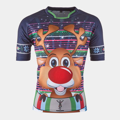 Harlequins 2019 Christmas Rugby Shirt