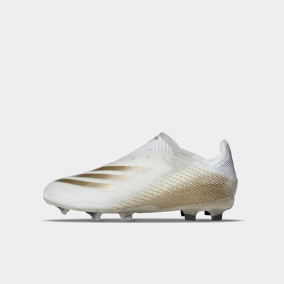 adidas X Ghosted + Junior FG Football Boots