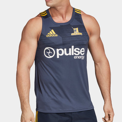 adidas Highlanders 2020 Super Training Singlet