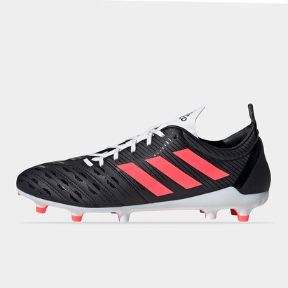 adidas Malice Firm Ground Rugby Boots Mens