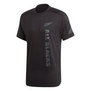 adidas New Zealand All Blacks Graphic T-Shirt Mens
