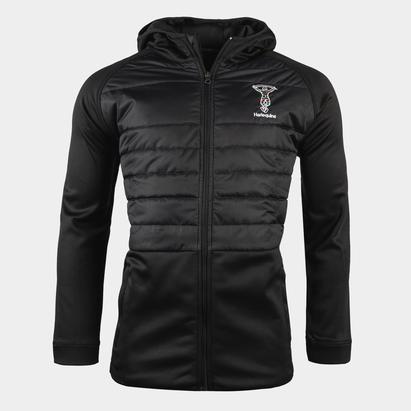 Harlequins Full Zip Hybrid Jacket