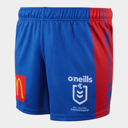 O'Neills Newcastle Knights 2020 NRL Home Rugby Shorts