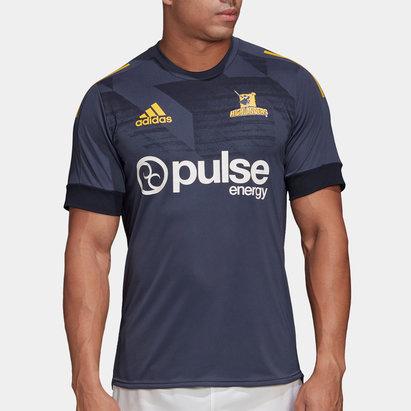 adidas Highlanders 2020 Super Rugby Training T-Shirt - DUPLICATE