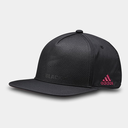 adidas New Zealand All Blacks Flat Rugby Cap