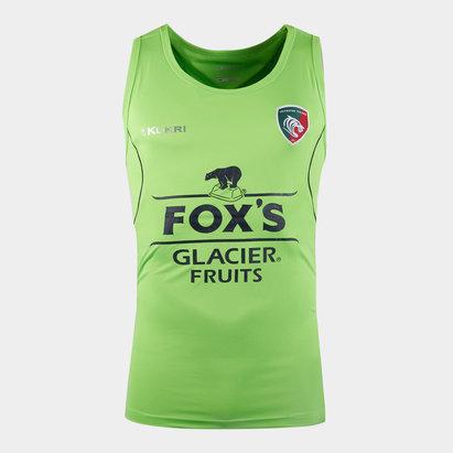 Kukri Leicester Tigers 2019/20 Camiseta de Entrenamieto de Rugby