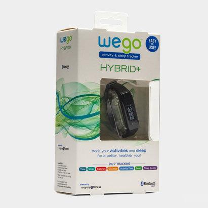 WeGo Híbrido+ - Seguimiento de Actividad