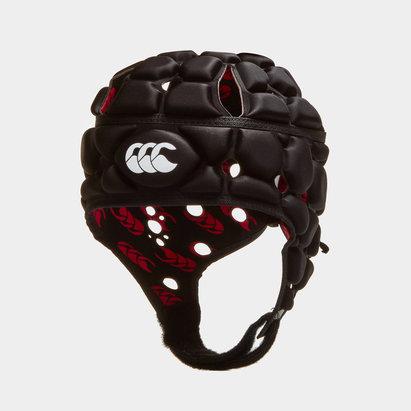 Canterbury Ventilator Niños - Casco Protector de Rugby