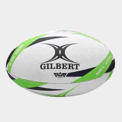 Gilbert GTR3000 Rugby Balls 30 Pack