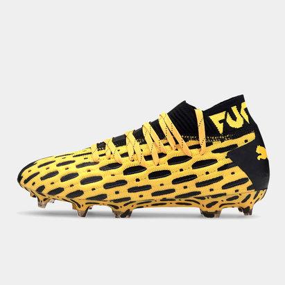 Puma Future 5.1 Netfit FG/AG Kids Football Boots
