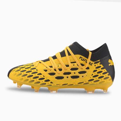 Puma Future 5.3 Netfit FG/AG Kids Football Boots