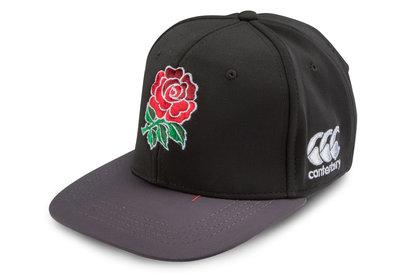 Canterbury Inglaterra 2017/18 Visera Plana - Gorra de Rugby
