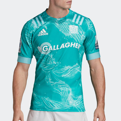 adidas Chiefs 2020 Alternate PRIMEBLUE S/S Super Rugby Shirt